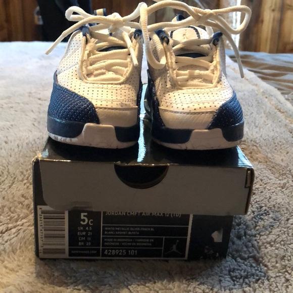 9cfbeef52e2 Jordan Shoes | New Cmft Air Max 12 Td Size 5c | Poshmark